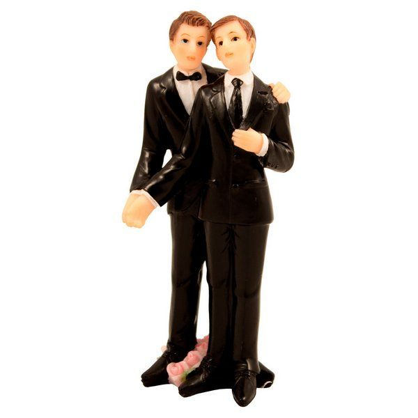 Wedding Figure Grooms