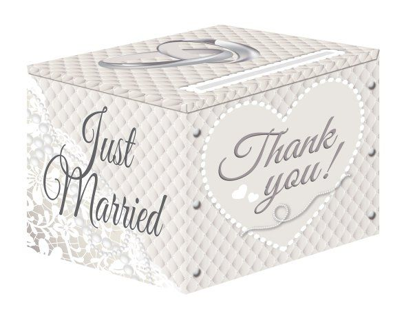 Wedding Gift Envelope Box